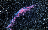 NGC,6992,Eastern,Veil,Nebula_Stack, 169frames_4242s