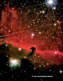 IC 434 The Horsehead Nebula Stack_531frames_11151s. ZWO 1600