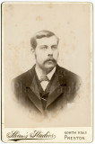 Victorian Cabinet Card Photo