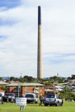 Smoke Stack Demolition