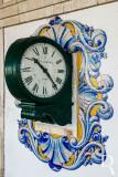 CALDAS DA RAINHA - Azulejos, Cerâmicas e Calçadas