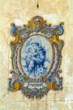 Santo António em Azulejos da Fábrica Sant'Anna (1951)