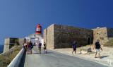 Monumentos de Sagres - Farol do Cabo de São Vicente
