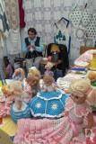 Bonecas e Bordados
