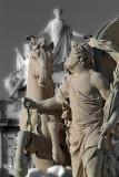 Estatuária da Praça do Comércio
