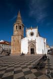 Monumentos de Tomar - Igreja de São João Baptista