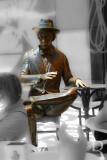 Fernando Pessoa, por Lagoa Henriques