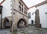 Casa de João Velho ou dos Arcos (Monumento Nacional)