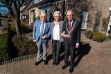 60 jarig huwelijk echtpaar den Hertog-Brouwer