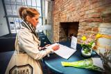 Tekenen Condoleance register voor Roos