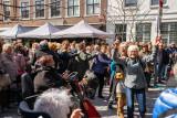 Feestelijke Her-Opening gerenoveerde Voorstraat Vianen