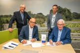 Ondertekening RABO Sponsor-overeenkomst