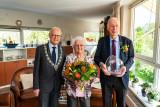 Arie en Grietje Kooijman 60 jaar getrouwd