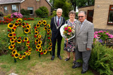 Echtpaar van Os -Haaksman 60 jaar getrouwd