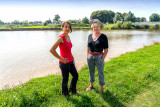 Carolien  Arnold & Petra Spaninks •  Watervlucht