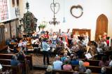 Pop-Up Orkest in Rumpts Kerkje