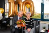 Mevrouw P. Verhoef-van Gils uit Vianen 100 jaar oud