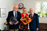 Echtpaar Mandersloot-Reijerse 60 Jaar Getrouwd