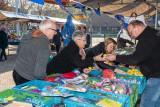 Snuffelmarkt in Winkelcentrum de Hagen