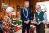 Echtpaar de Wolf 60 jaar getrouwd