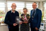 Echtpaar Mulder Verkerk 60 jaar getrouwd