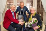 Echtpaar Sanders-Verkuijl 60 jaar getrouwd