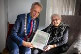 Mevrouw Teuntje Kievit Vink 100 jaar