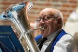 Goos Middelkoop 60 jaar lid van DES