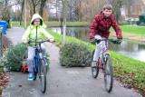 Joep en Remco verzamelen meer dan 100 kerstbomen