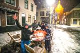 Sneeuwpret in Vianen