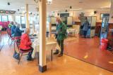 Stemmen op maandag in Leerdam