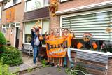 Oranje Toppers Prinses Marijkestraat