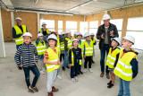 Hoogste punt bereikt van Kindcentrum Hoef & Haag