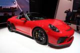New York International Auto Show Preview for Porsche Club Members -- April 19, 2019