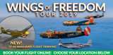 PCA Chesapeake's Wings of Freedom Tour / CANCELED -- Oct. 13, 2019