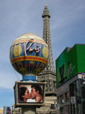 Paris Las Vegas in (Where Else?) Las Vegas -- Oct. 29-31, 2009