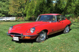 1971 Jaguar E-Type Series II Coupe, After 10-Year Restoration -- Oct. 9, 2020