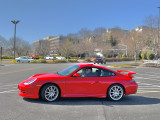 Private Porsche Drives in Maryland -- January to March 2021