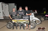 BCRA Midget Lites Wayne Albright Memorial Merced Speedway