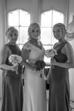 Corrina and her Bridemaids
