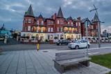 Night Photo, Esplanade Hotel, Strand Road, Bray, Ireland