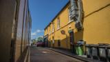 Alleyway, Bray Ireland