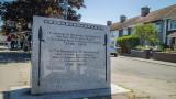 Wicklow insurrection monument, Bray Ireland