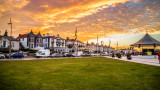 Sunset, Seaside, Bray, Ireland