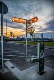 Street signs, Howth, Ireland