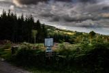Logging, Knockcree, Ireland