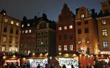 Julmarknad på Stortorget, Stockholm