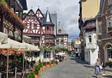 Bacharach, en söt stad vid Rhen