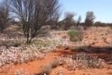 The red centre of Australia