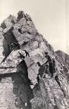 Cinq grimpeurs sur un autre gendarme